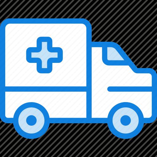 ambulance, auto, car, transport, vehicle icon