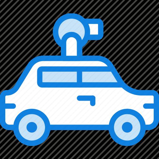 auto, car, maps, transport, vehicle icon