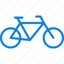 bike, transport, vehicle icon