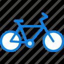 bike, speed, vehicle icon