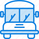 auto, bus, car, school, transport, travel, vehicle icon