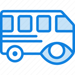 car, hide, transport, vehicle icon