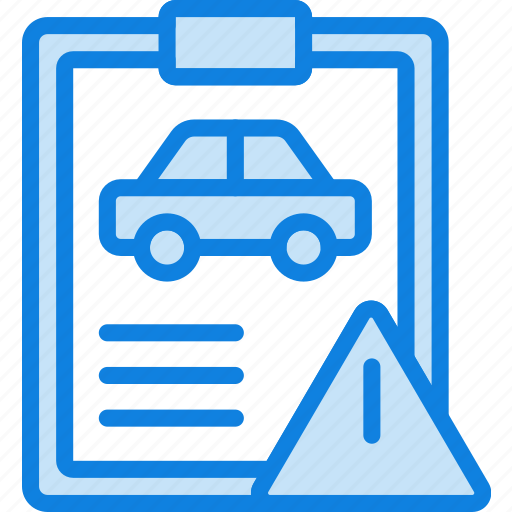 car, details, transport, vehicle, warning icon