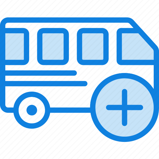 add, car, transport, vehicle icon