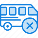 car, delete, transport, vehicle icon