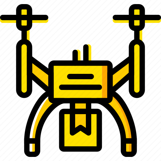 delivery, drone, transport, vehicle icon