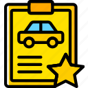 car, details, favorite, transport, vehicle icon