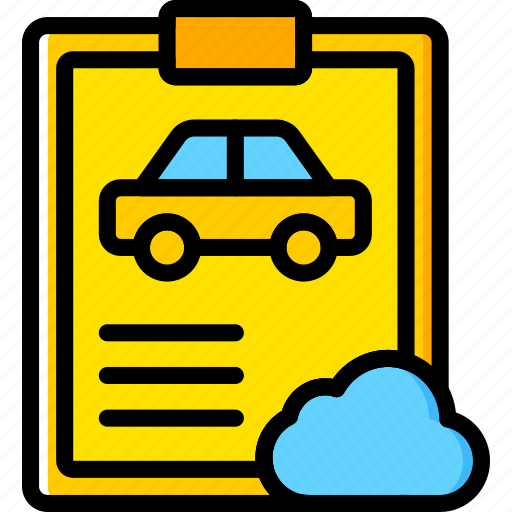 add, car, cloud, details, to, transport, vehicle icon