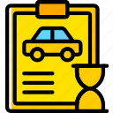 car, details, loading, transport, vehicle icon