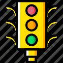light, traffic, transport, vehicle