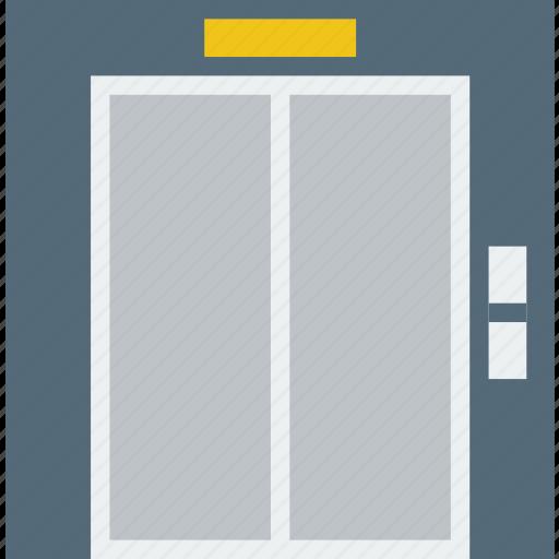 elevator, holiday, seaside, vacation icon
