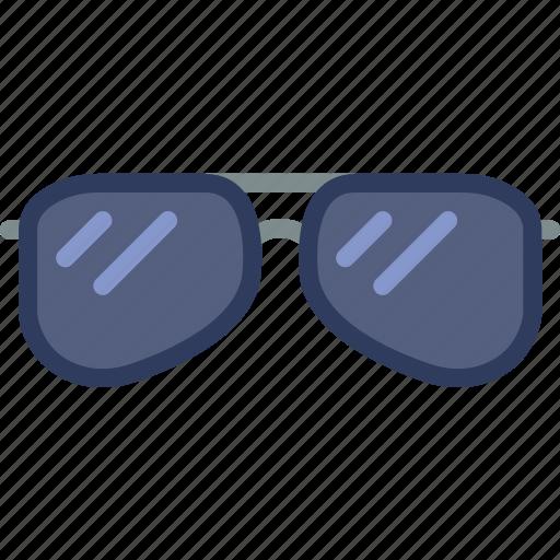 holiday, seaside, sunglasses, vacation icon