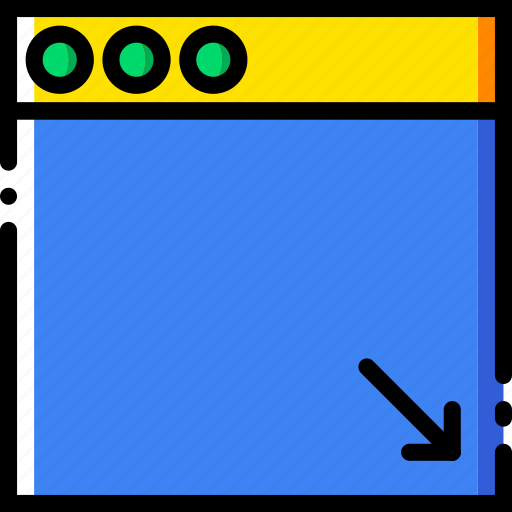 communication, dock, interface, minimize, to, user icon