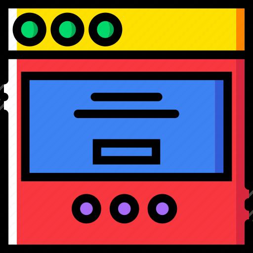 communication, interface, slider, user icon