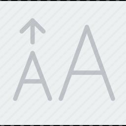 communication, interface, uppercase, user icon