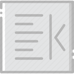 alignment, communication, increment, interface, left, user icon