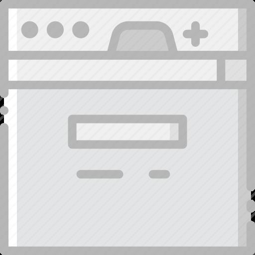 chrome, communication, interface, user icon
