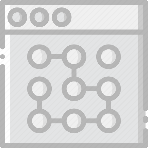 communication, interface, unlock, user icon