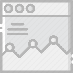 analitics, communication, interface, user icon