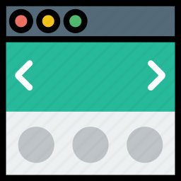 communication, interface, slider, user icon