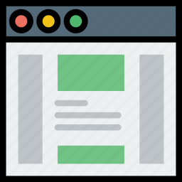 communication, interface, left, right, sidebar, user icon