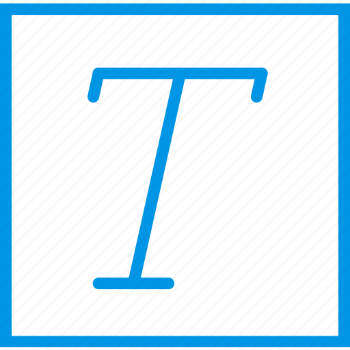 communication, interface, italic, user icon