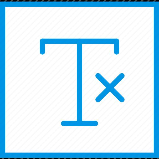 communication, formatting, interface, remove, user icon