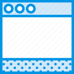 communication, footer, interface, user icon