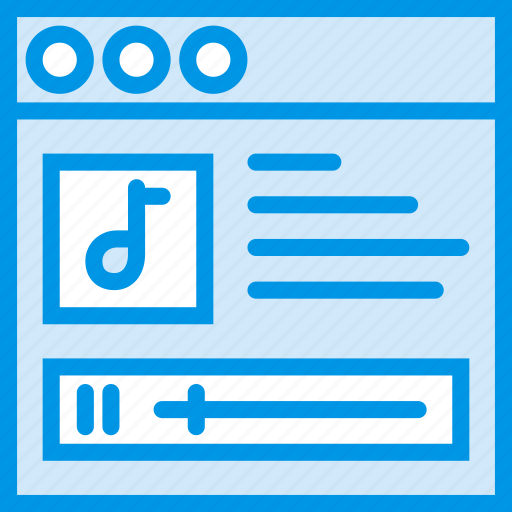 communication, content, interface, music, user icon
