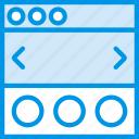 communication, interface, slider, user