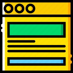 communication, header, hero, interface, user icon