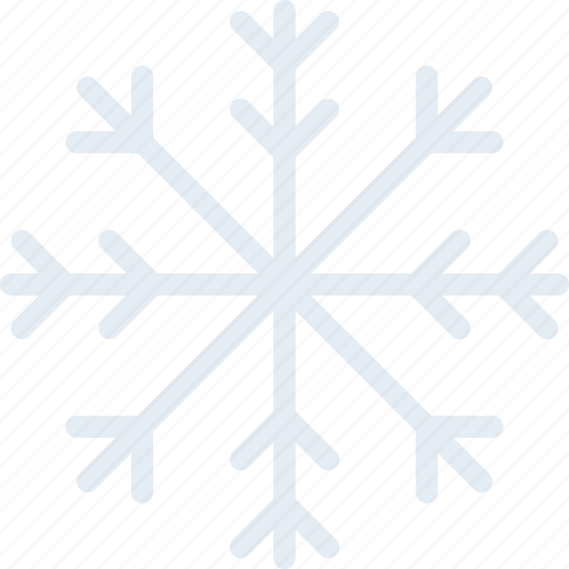 clouds, forecast, snow, snowflake, sun, weather icon