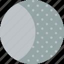 cycle, forecast, gibbous, moon, waxing, weather