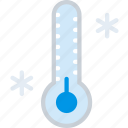 clouds, forecast, low, sun, temperature, weather icon