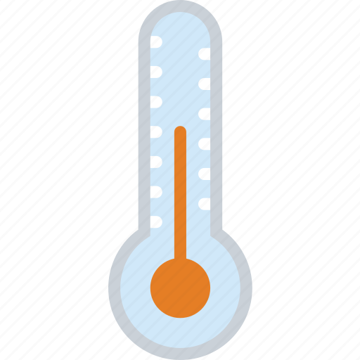 clouds, forecast, normal, sun, temperature, weather icon