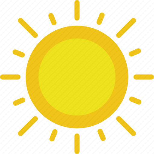 clouds, forecast, sun, sunny, weather icon