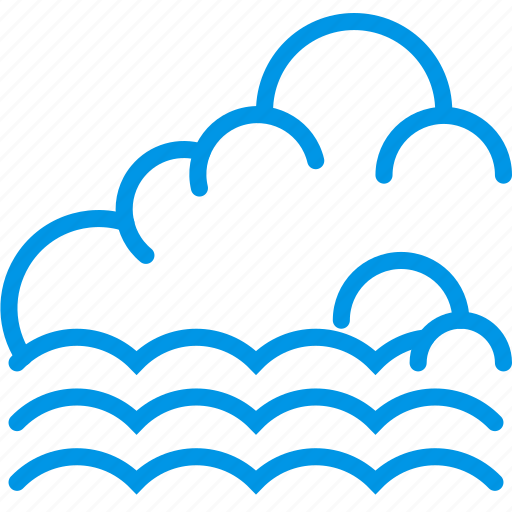 clouds, forecast, incoming, sky, tide, weather, webby icon