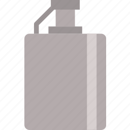 alcohol, beverage, cowboy, drink, flask, whiskey icon