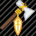 axe, cowboy, hatchet, indian, tomahawk, weapon