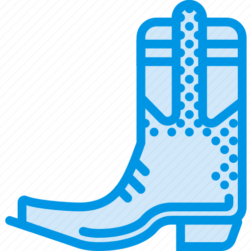 boot, cowboy, riding, webby, west, wild icon