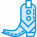 army, boots, cowboy, riding, union, webby icon