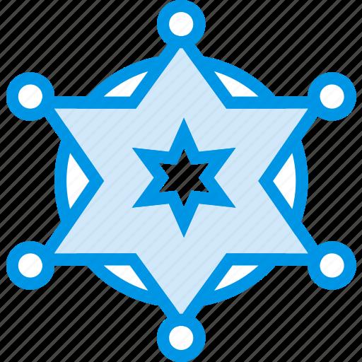 badge, cowboy, isignia, police, sheriffs, webby, west icon