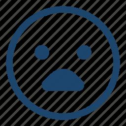 emoji, emoticon, emotion, face, facial, smile, smiley icon