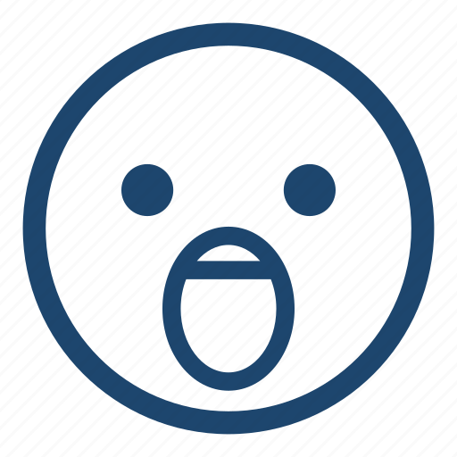 emoji, emoticon, emotion, face, facial, smile, smiley icon