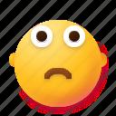 regret, smile, emotion, face, emoji