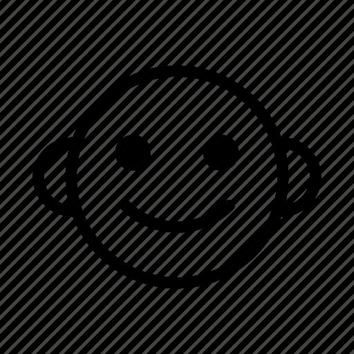 emoji, emoticon, happy, laughing, lol, smile, smiles icon