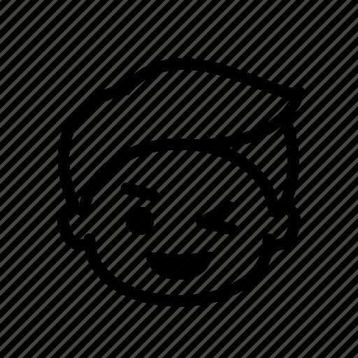 Emoticon, face, happy, smile, smiley, smiling icon - Download on Iconfinder