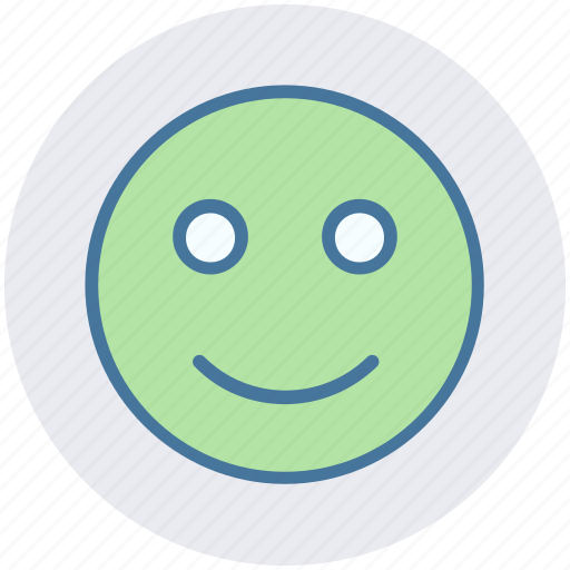 Emoji, emoticon, face, happy, happy smile, smile, smiley face icon - Download on Iconfinder