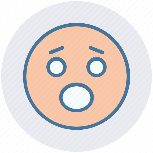 Emoticons, emotion, expression, face, sad, smiley, worried icon - Download on Iconfinder