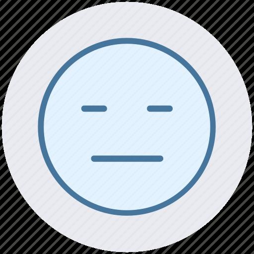 Emoticon, emoticons, face, happy, nodding, smile, smiley icon - Download on Iconfinder